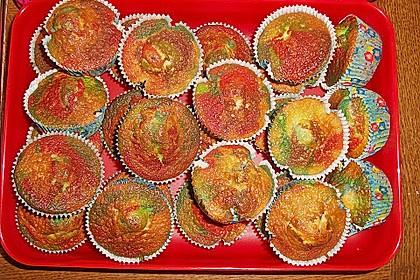 Papageienkuchen mit saurer Sahne 20