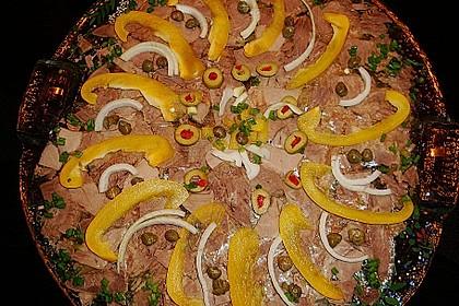 Siedfleisch - Carpaccio