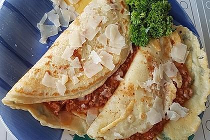 Schnelle Soße Bolognese für Nudeln oder Lasagne