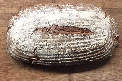 Dinkel - Roggen - Sauerteig - Brot a la Mäusle 37