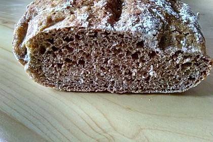 Dinkel - Roggen - Sauerteig - Brot a la Mäusle 22