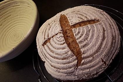 Dinkel - Roggen - Sauerteig - Brot a la Mäusle 2