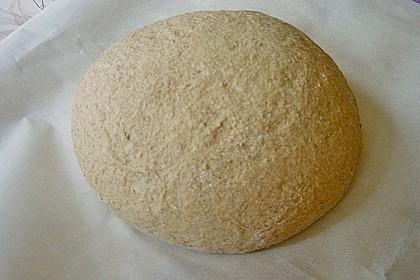 Dinkel - Roggen - Sauerteig - Brot a la Mäusle 42