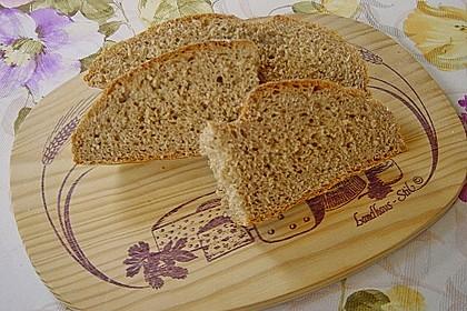 Dinkel - Roggen - Sauerteig - Brot a la Mäusle 35