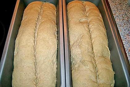 Dinkel - Roggen - Sauerteig - Brot a la Mäusle 49