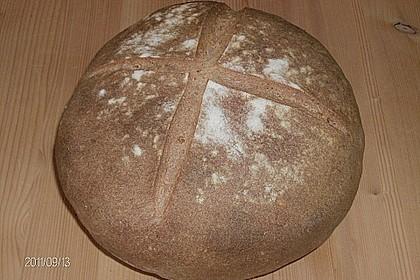Dinkel - Roggen - Sauerteig - Brot a la Mäusle 52