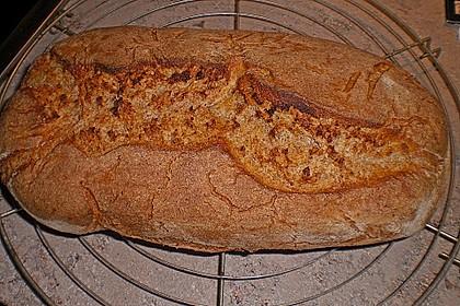 Dinkel - Roggen - Sauerteig - Brot a la Mäusle 29