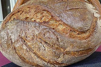 Dinkel - Roggen - Sauerteig - Brot a la Mäusle 13
