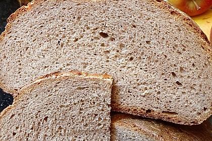 Dinkel - Roggen - Sauerteig - Brot a la Mäusle 12