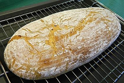 Dinkel - Roggen - Sauerteig - Brot a la Mäusle 5