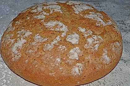 Dinkel - Roggen - Sauerteig - Brot a la Mäusle 25