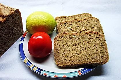 Dinkel - Roggen - Sauerteig - Brot a la Mäusle 16
