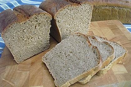 Dinkel - Roggen - Sauerteig - Brot a la Mäusle 15
