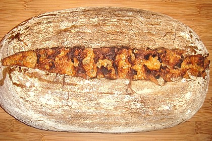 Dinkel - Roggen - Sauerteig - Brot a la Mäusle 20