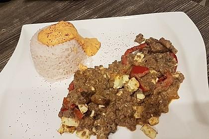 Türkischer Hackfleisch-Auflauf mit Schafskäse 28