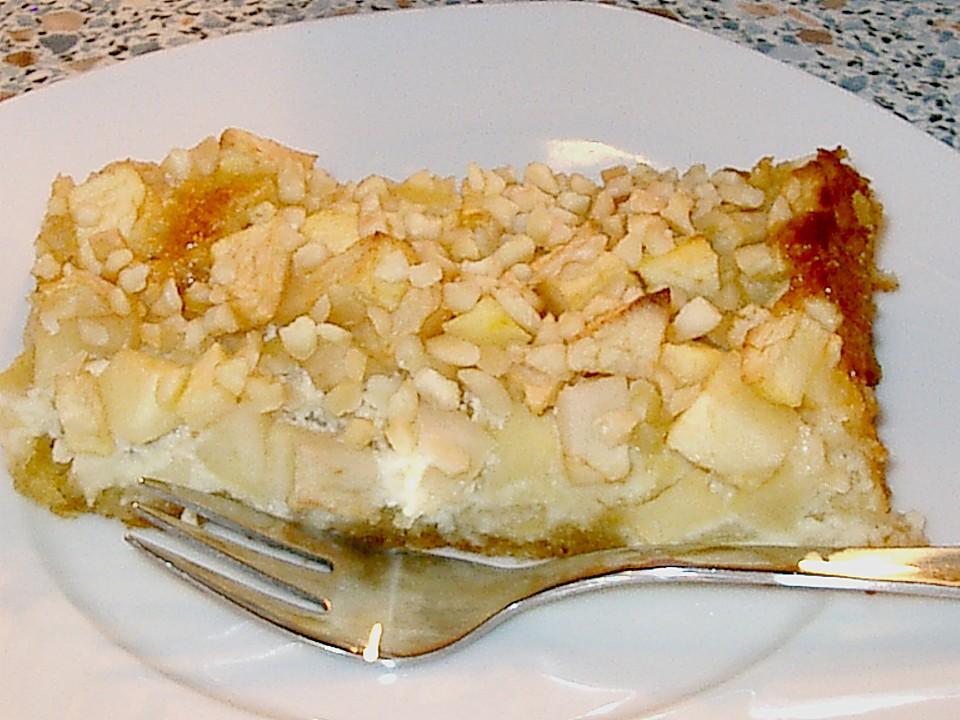 Apfel Marzipan Kuchen A La Mausle Von Cocacolamaus Chefkoch De