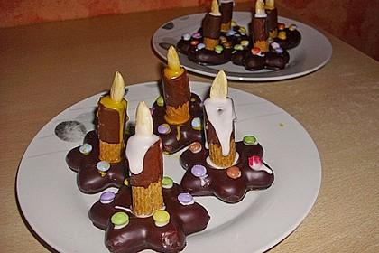 Lebkuchen - Kerze 26