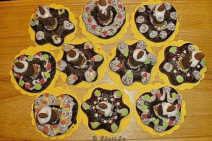 Lebkuchen - Kerze 29