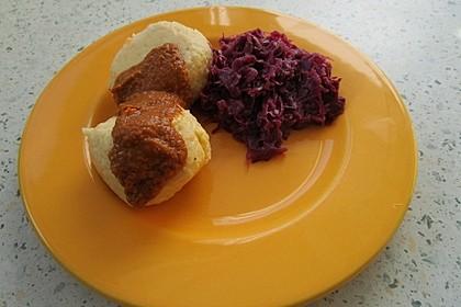 Kloß mit Soß' vegetarisch 24