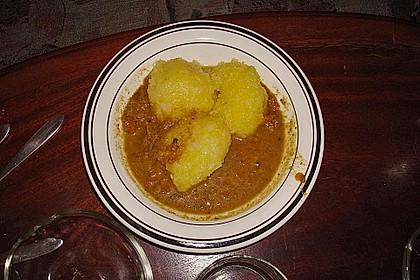 Kloß mit Soß' vegetarisch 41