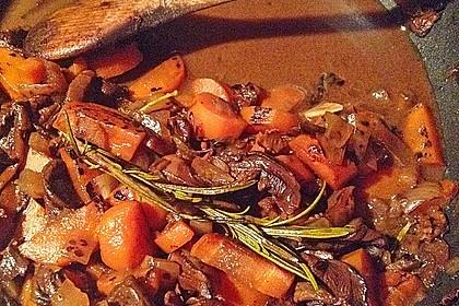 Kloß mit Soß' vegetarisch 4