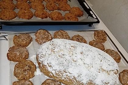 Lebkuchen aus Milchbrötchen 13