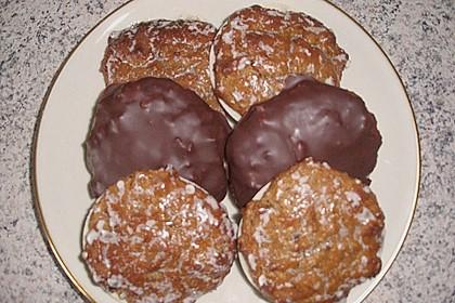 Lebkuchen aus Milchbrötchen 3