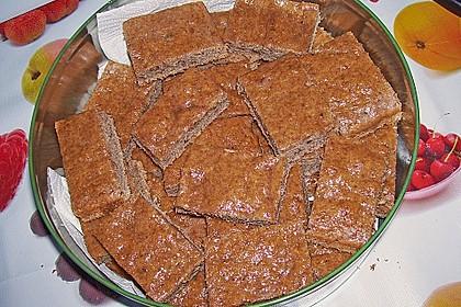 Lebkuchen aus Milchbrötchen 15