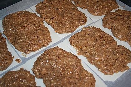 Lebkuchen aus Milchbrötchen 24