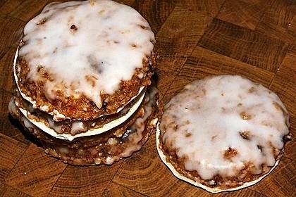 Lebkuchen aus Milchbrötchen 9