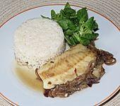 Leichtes Fischgericht aus dem Backofen (Bild)