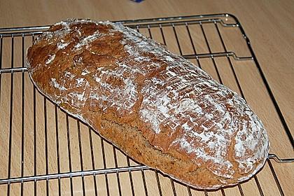 Roggen - Kartoffel - Buttermilch - Fladen 8