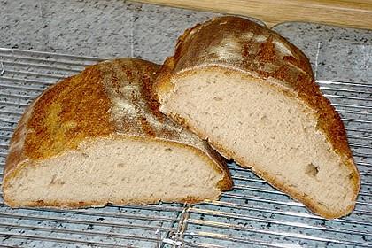 Roggen - Kartoffel - Buttermilch - Fladen 31