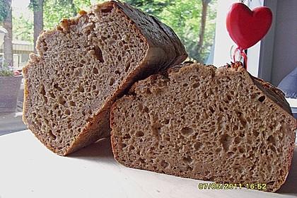 Roggen - Kartoffel - Buttermilch - Fladen 25