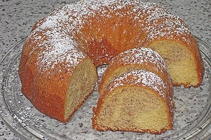 Orangen - Mohn - Marmorkuchen 24