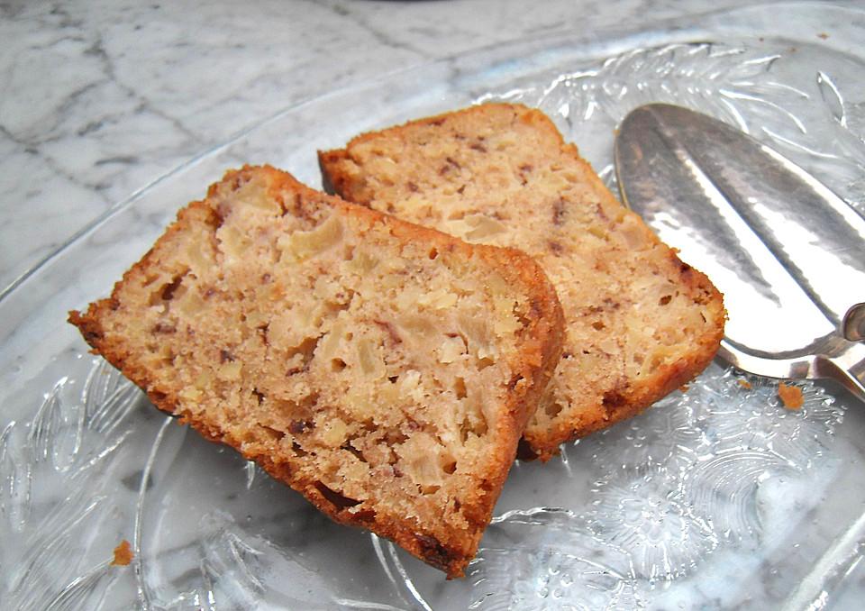 Warmer Apfel Zimt Kuchen Von Uschi53 Chefkoch De