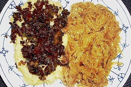 Schlesisches Zwiebel - Bauchfleisch 5