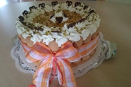 Pfirsich - Joghurt - Torte 95