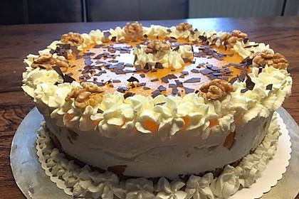 Pfirsich - Joghurt - Torte 97