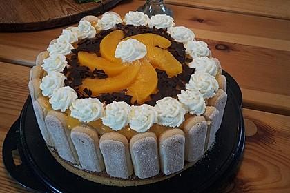 Pfirsich - Joghurt - Torte 9