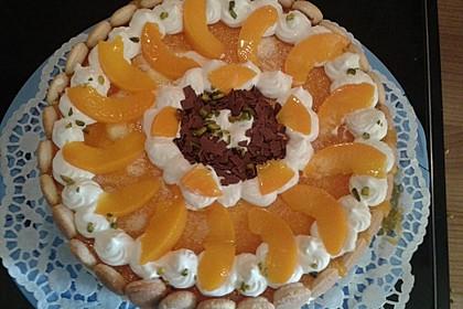 Pfirsich - Joghurt - Torte 39