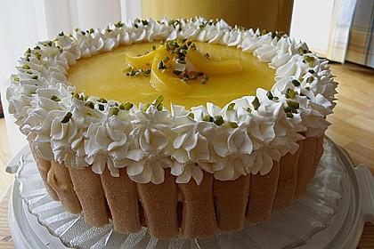 Pfirsich - Joghurt - Torte 12