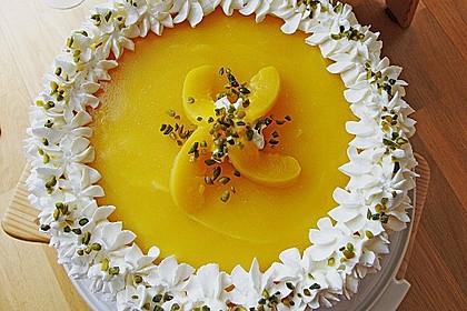 Pfirsich - Joghurt - Torte 15