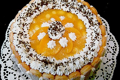 Pfirsich - Joghurt - Torte 31