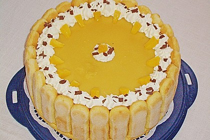 Pfirsich - Joghurt - Torte 74