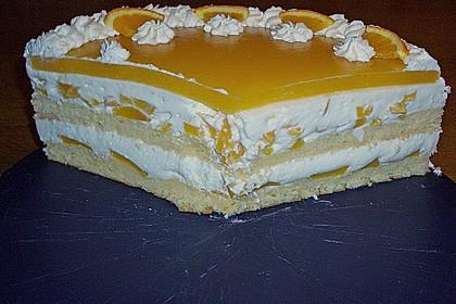 Pfirsich - Joghurt - Torte 110