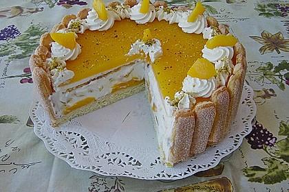 Pfirsich - Joghurt - Torte 34
