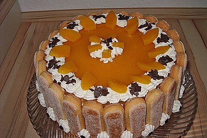 Pfirsich - Joghurt - Torte 87