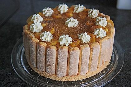 Pfirsich - Joghurt - Torte 25