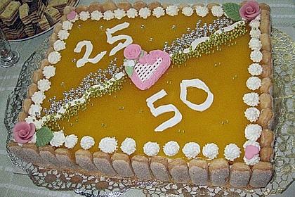 Pfirsich - Joghurt - Torte 69